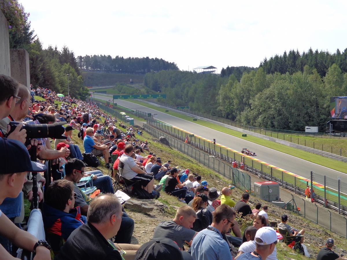 La Formule 1: une expérience à vivre !
