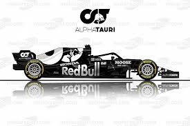Toro Rosso changera de nom en 2020