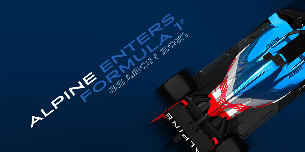 Renault F1 s'appellera Alpine en 2021