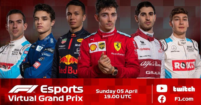 Le Grand Prix d'Australie virtuel aura lieu ce soir