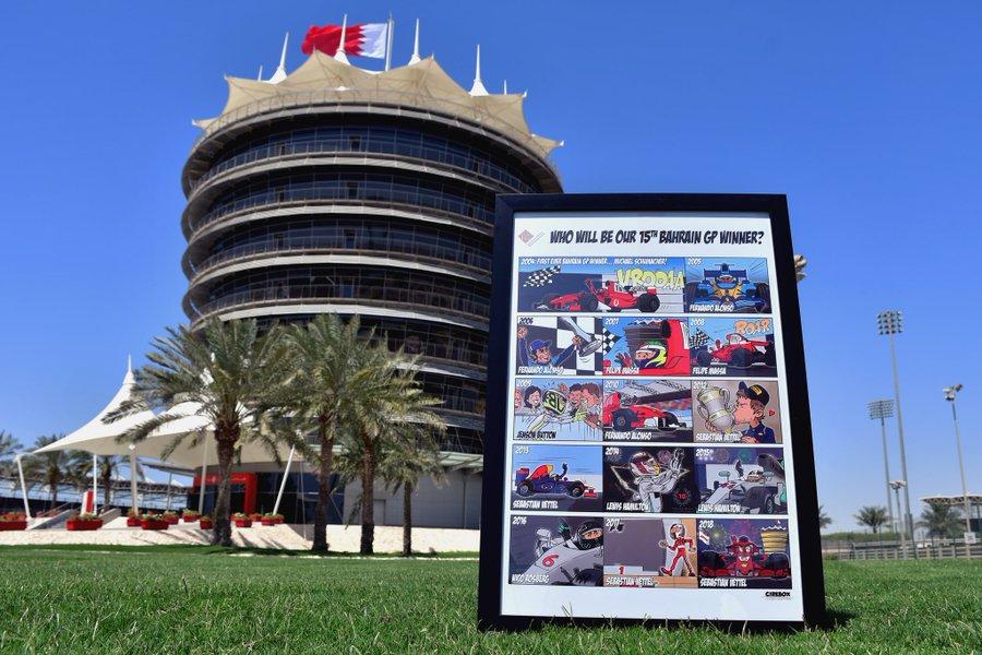 Présentation du Grand Prix de Bahrein
