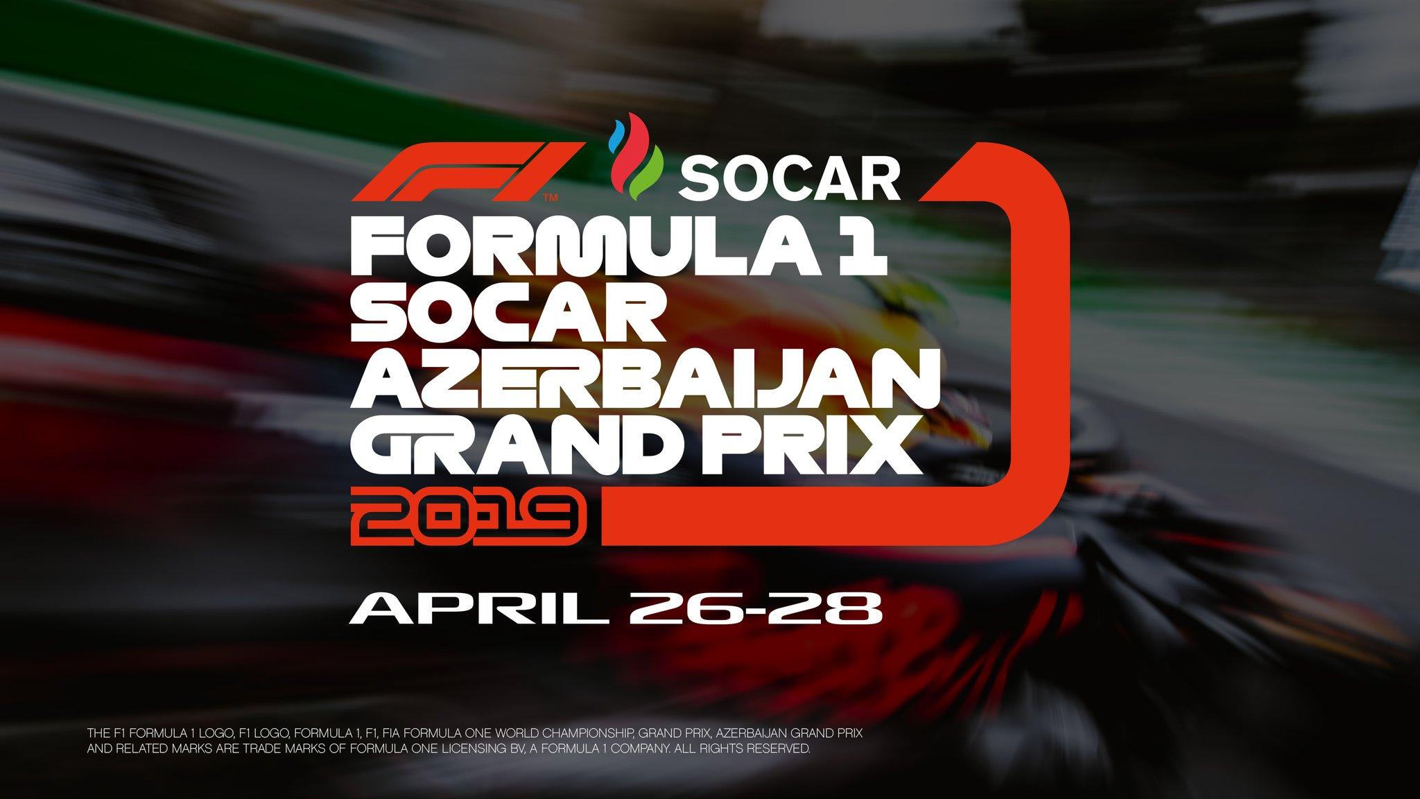 Présentation du Grand Prix d'Azerbaïdjan