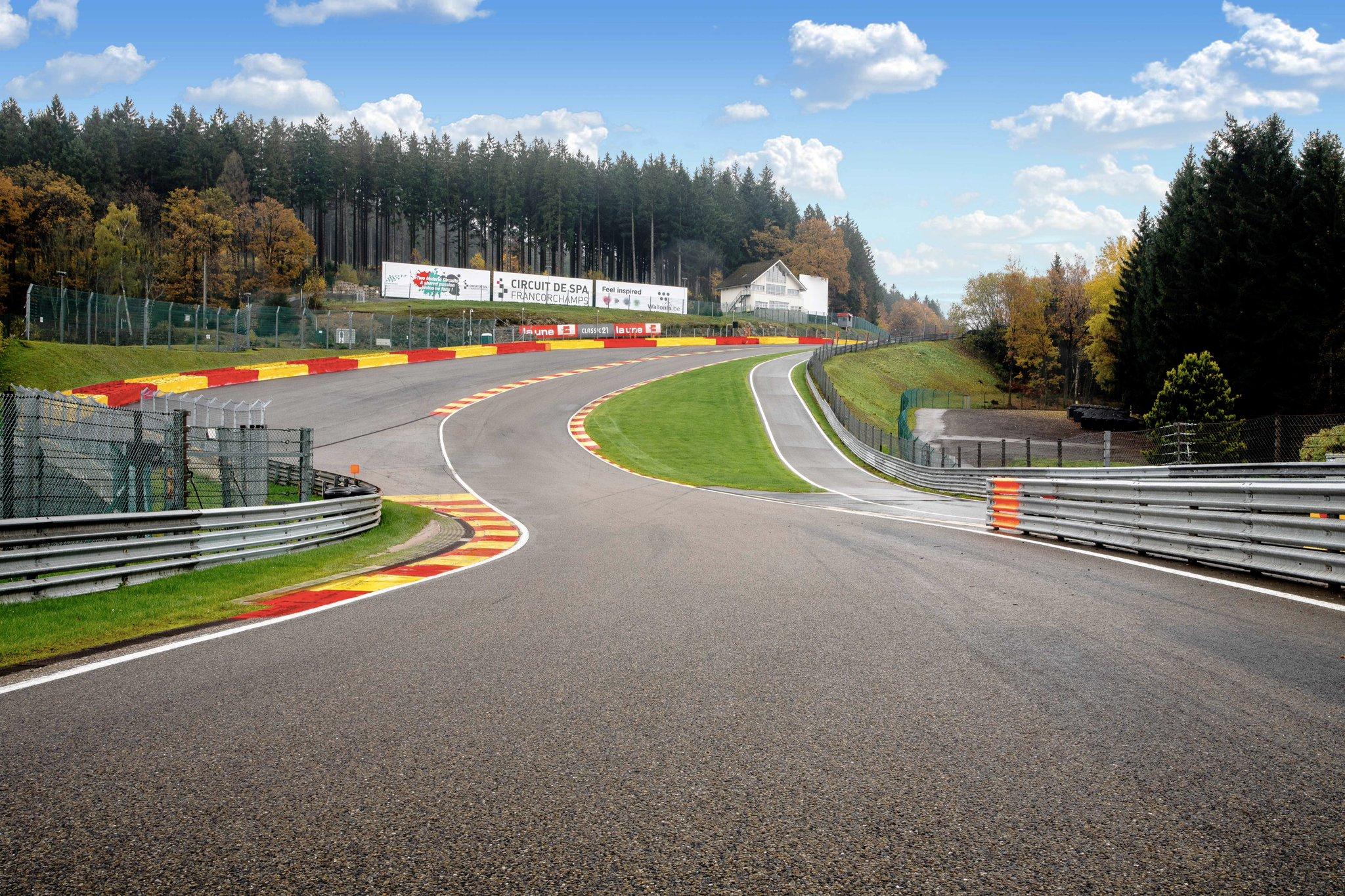 Le Grand Prix de Belgique devrait bien avoir lieu !
