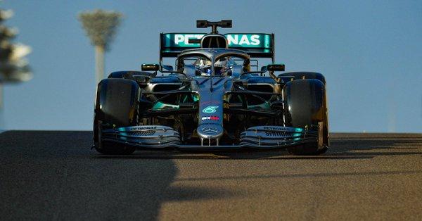 Tests Abu Dhabi J1: Bottas en tête