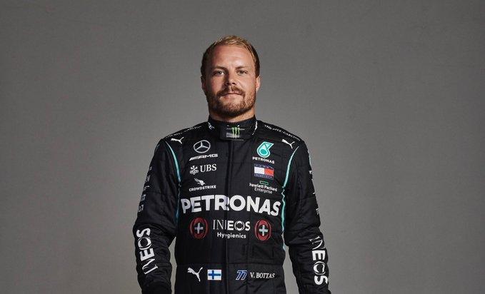 Mercedes prolonge avec Bottas