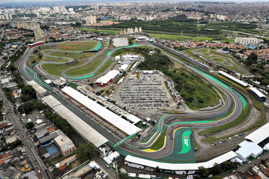 Présentation du Grand Prix du Brésil