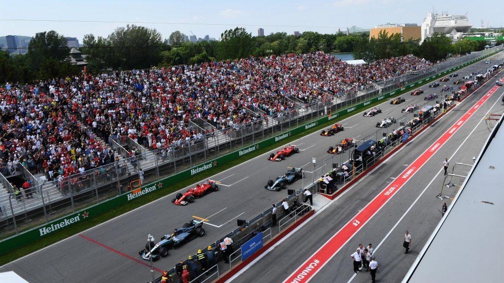 Présentation du Grand Prix du Canada