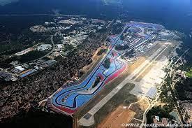 Présentation du Grand Prix de France
