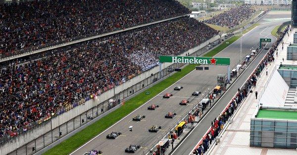 Le Grand Prix de Chine va être reporté voire annulé