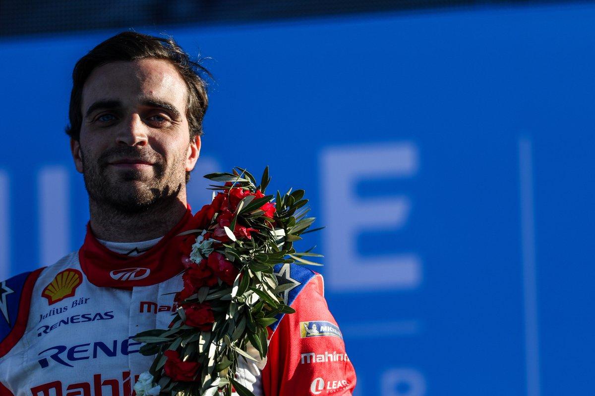 d'Ambrosio remporte l'e-Prix de Marrakech et prend la tête du championnat