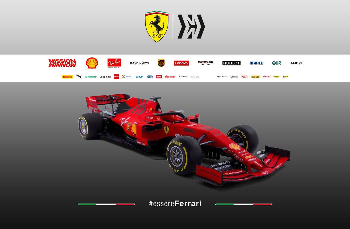 Présentation de la Ferrari SF90