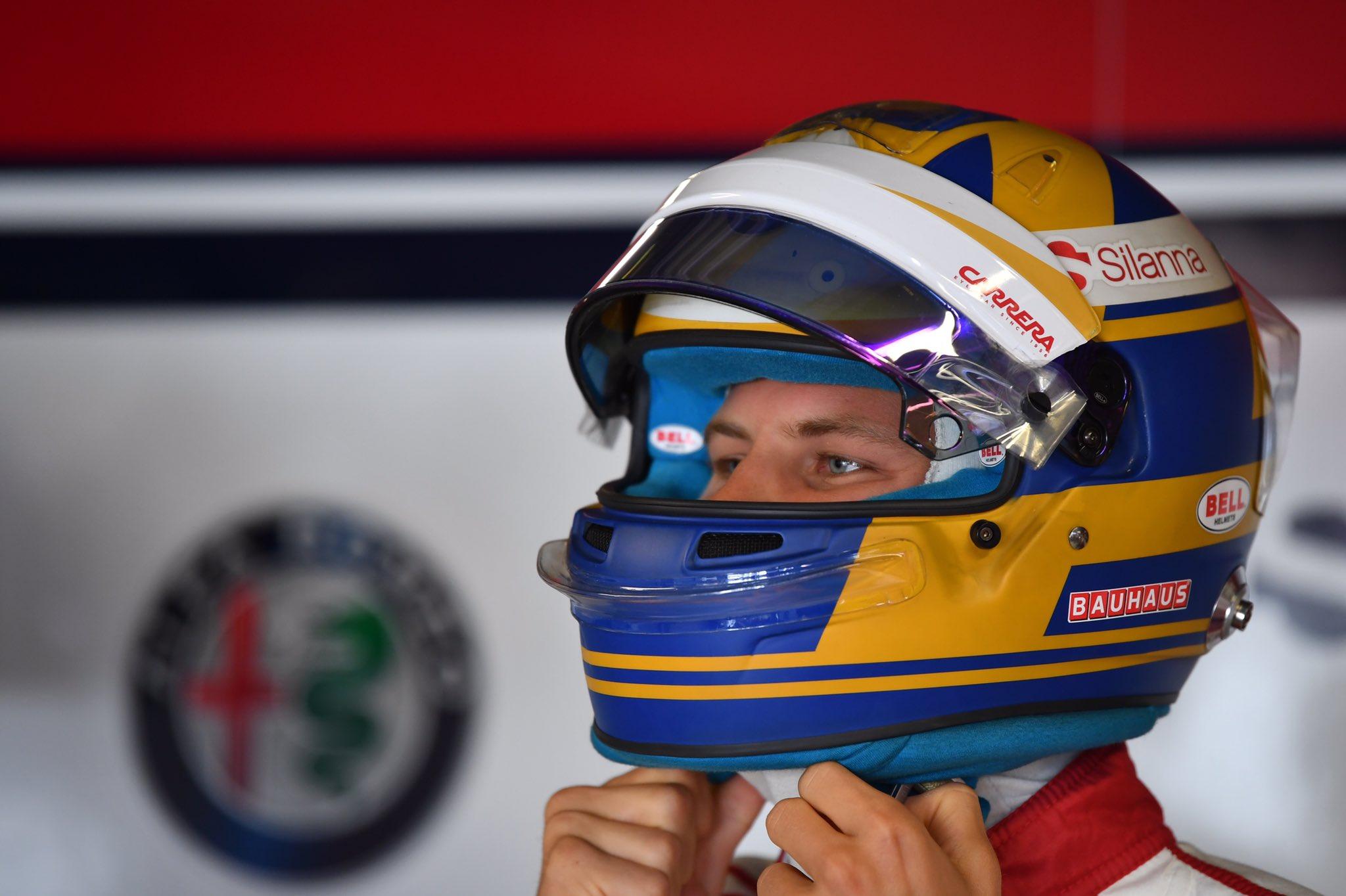 Le baquet de Marcus Ericsson menacé pour 2019