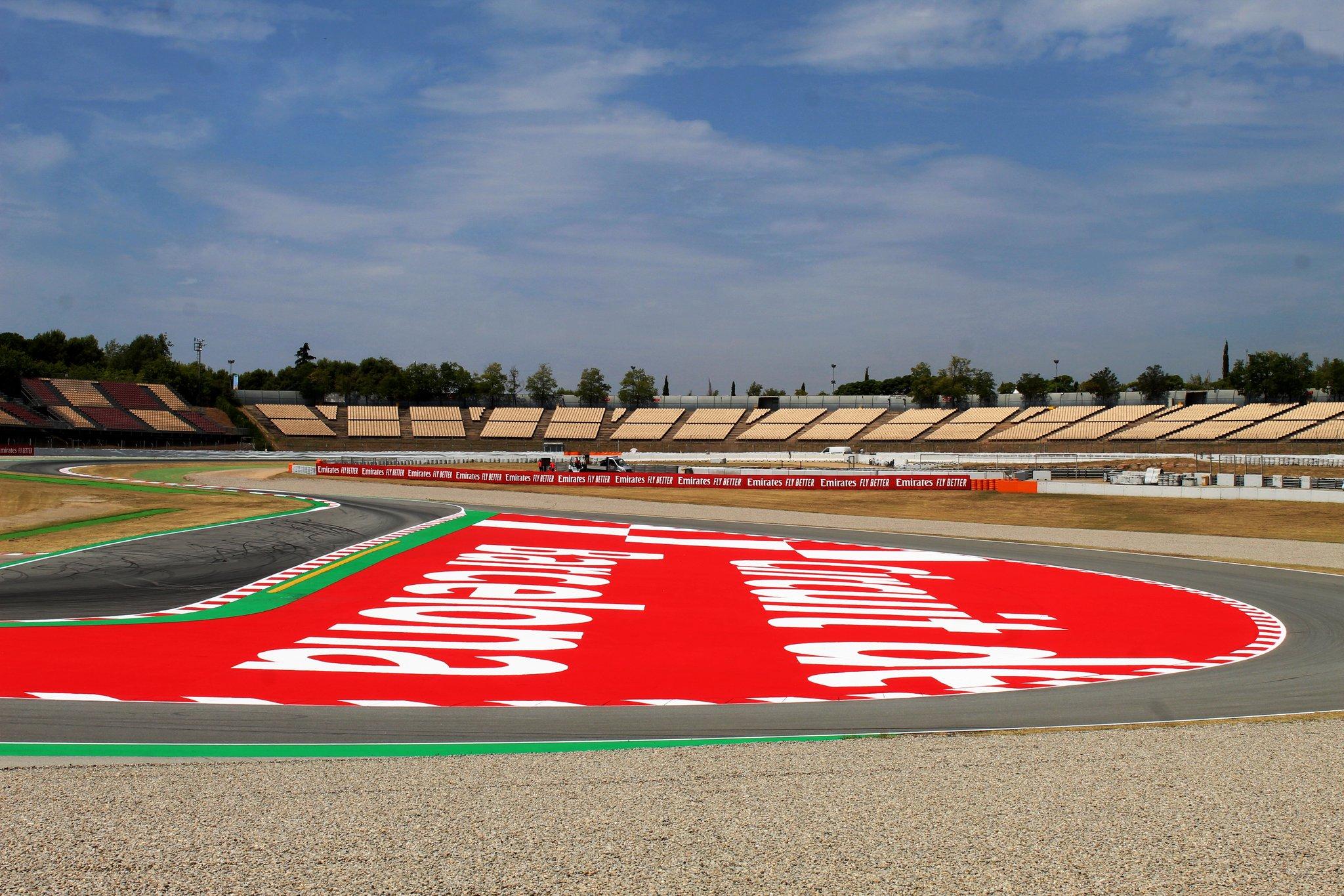 Présentation du Grand Prix d'Espagne