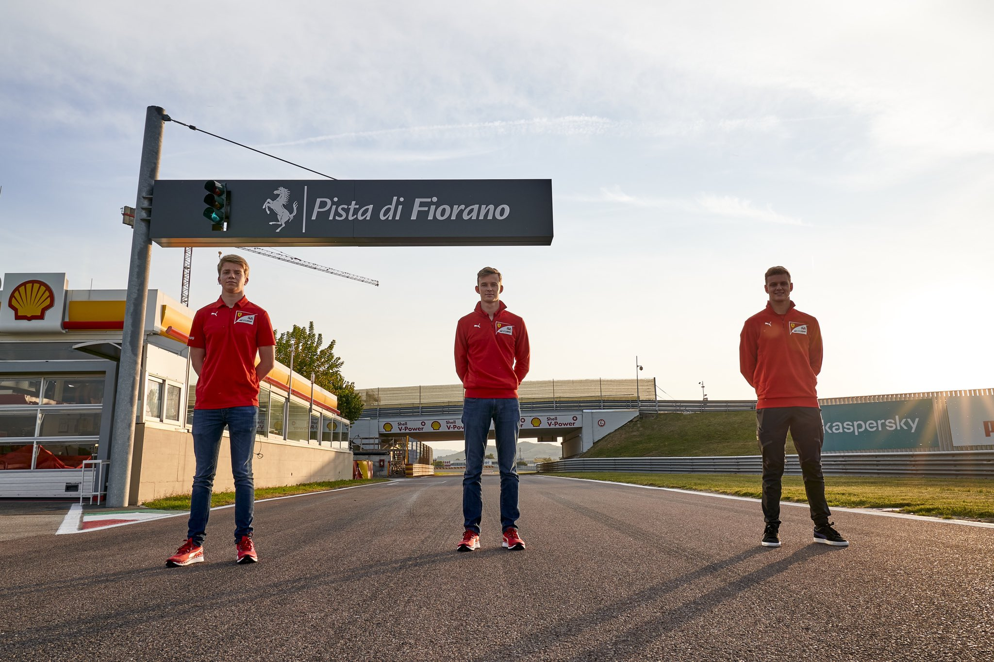 Ferrari place ses pions