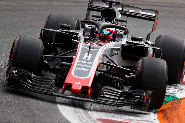 Grosjean exclu du Grand Prix d'Italie