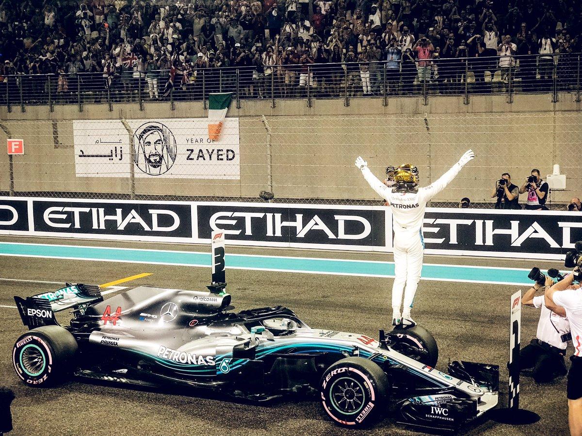 La dernière pour Hamilton à Abu Dhabi