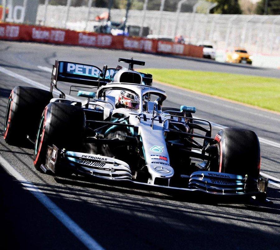 Melbourne Qualifs: Mercedes fait taire les rumeurs