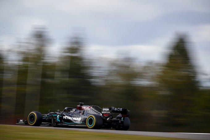 Hamilton égale Schumacher au Nurburgring