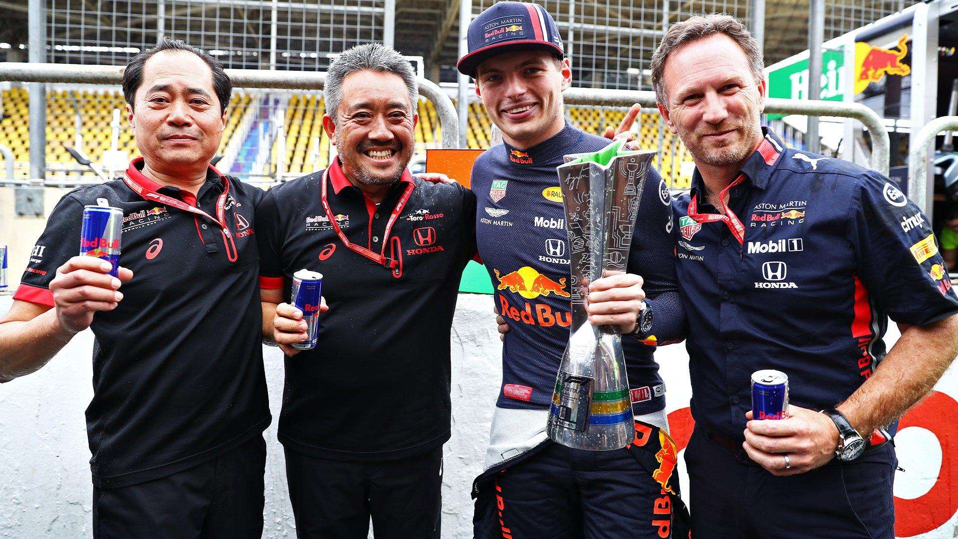 Honda quittera la F1 fin 2021