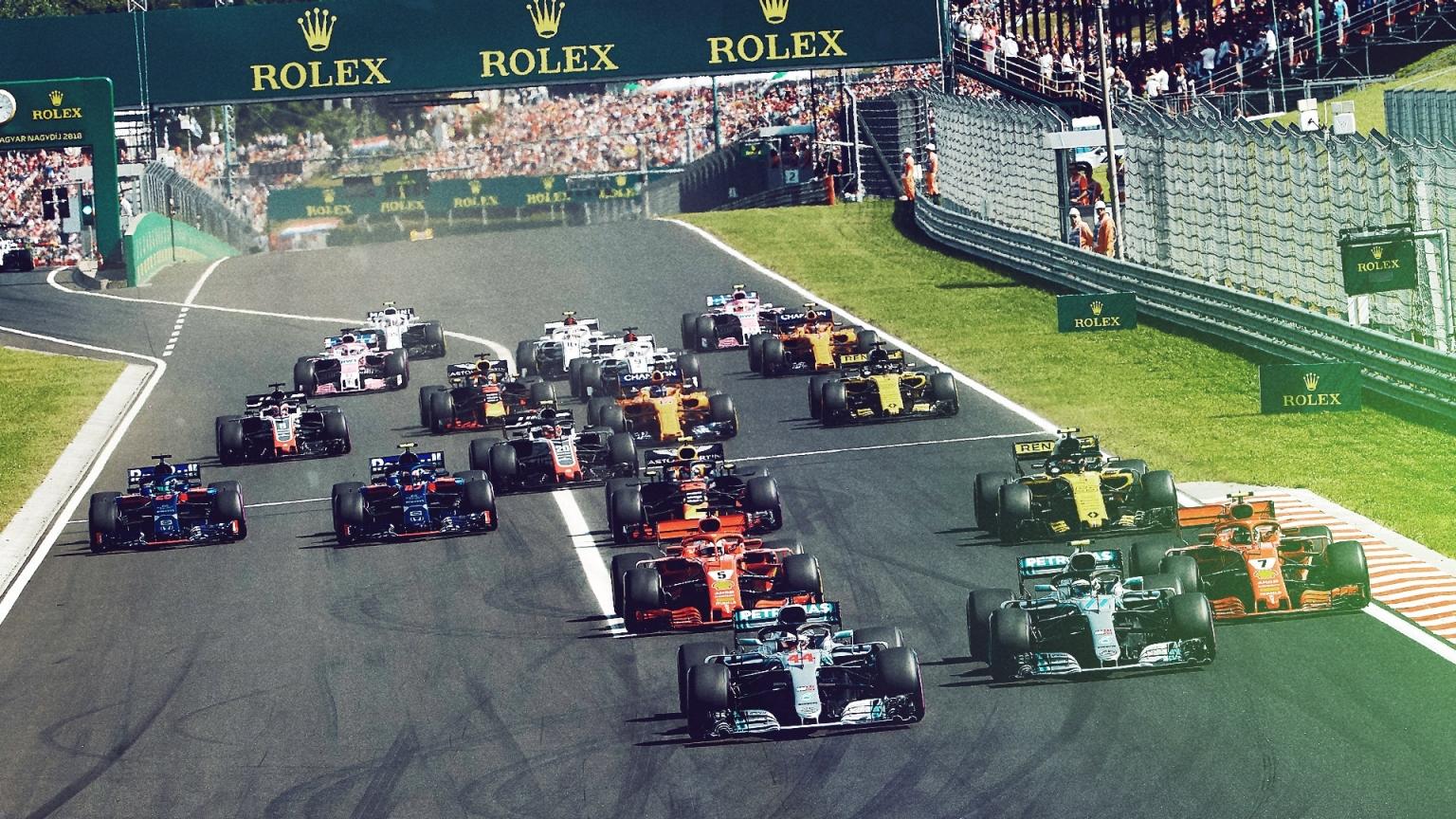 Présentation du Grand Prix de Hongrie