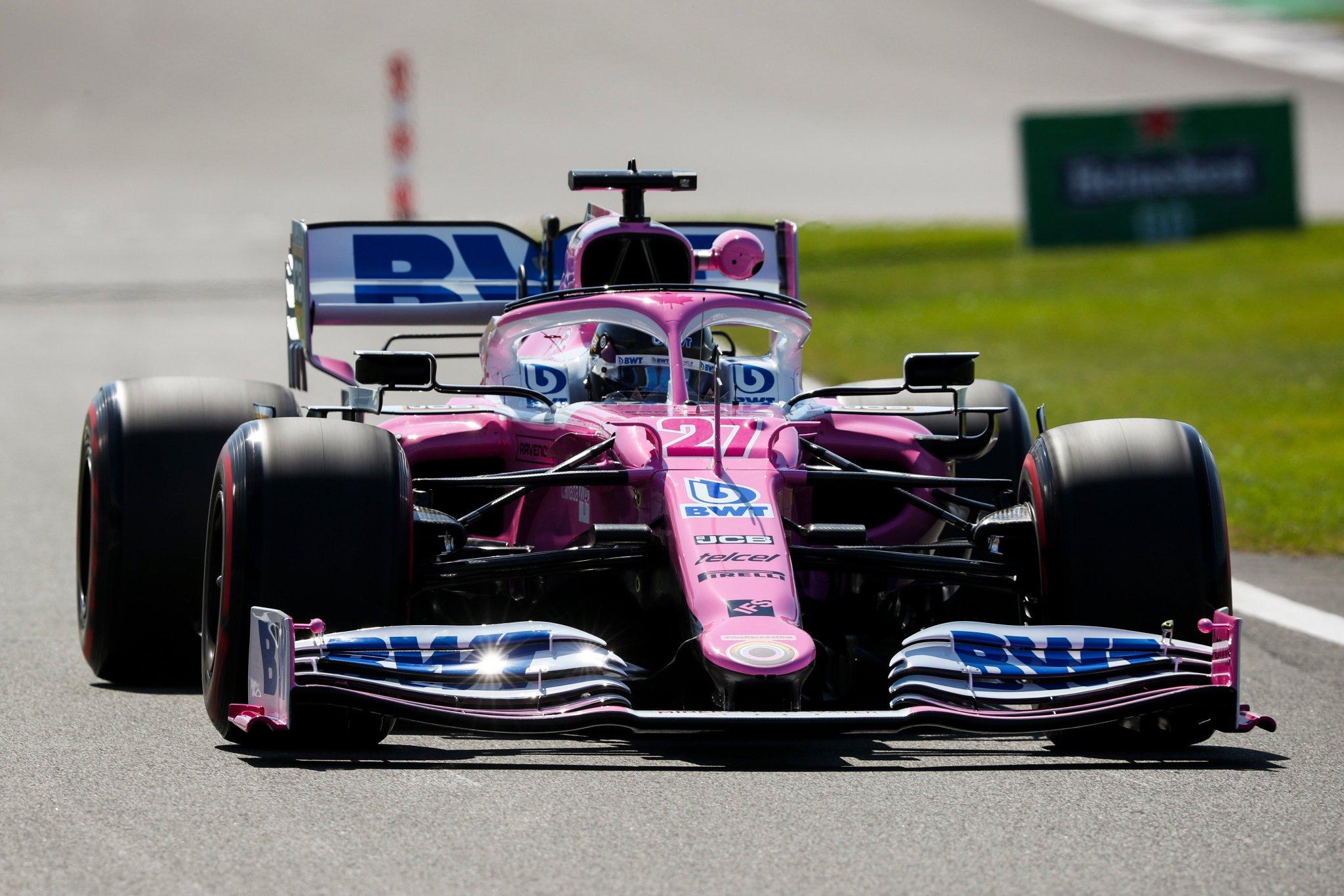 Hulkenberg est de retour chez Racing Point