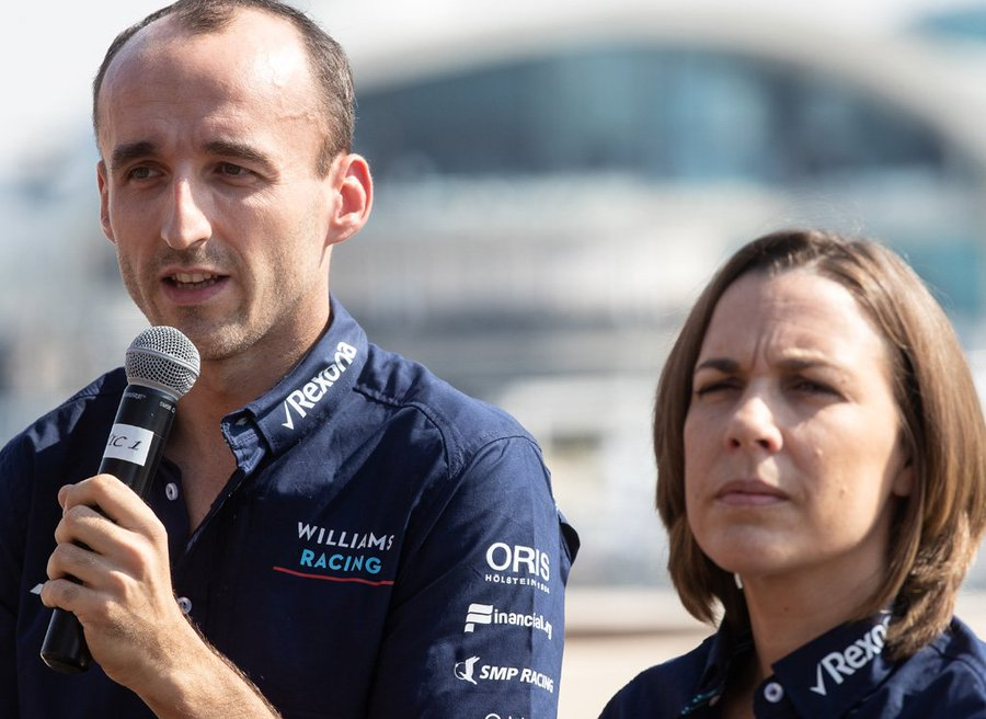 Williams officialise Kubica pour 2019