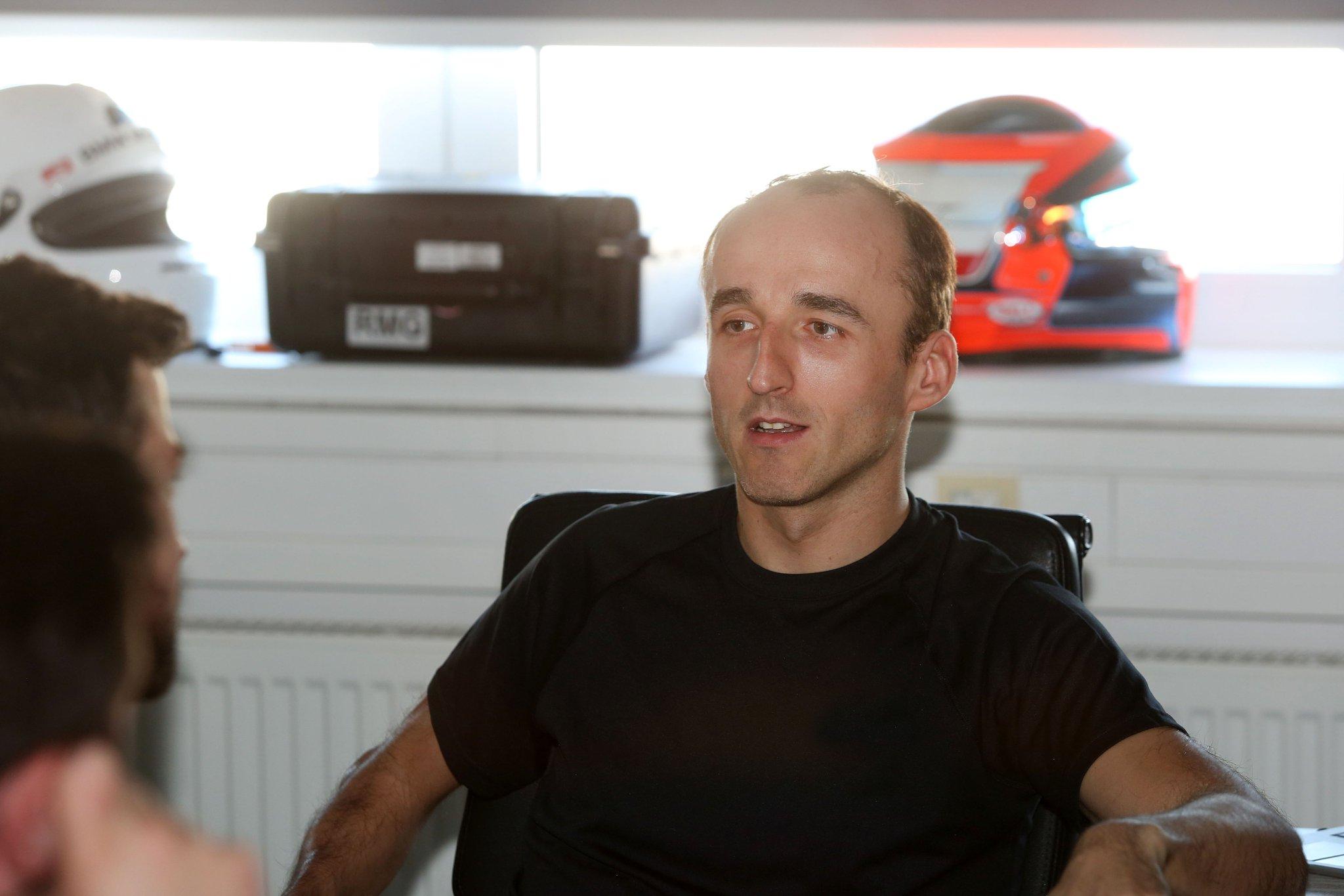 Robert Kubica signe comme 3ème pilote chez Alfa Romeo