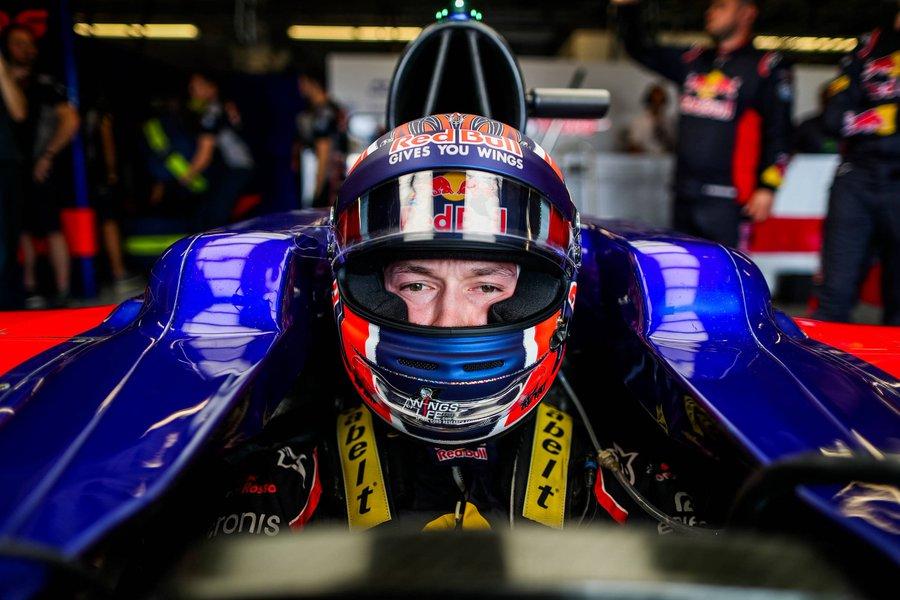 Toro Rosso devrait annoncer Kvyat à Sotchi