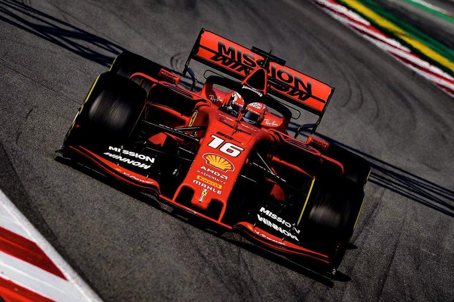 Barcelone J7: Leclerc reprend les rennes