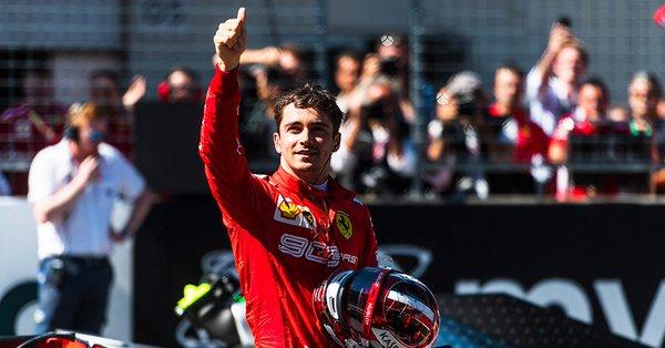 2ème pole de la saison pour Charles Leclerc en Autriche