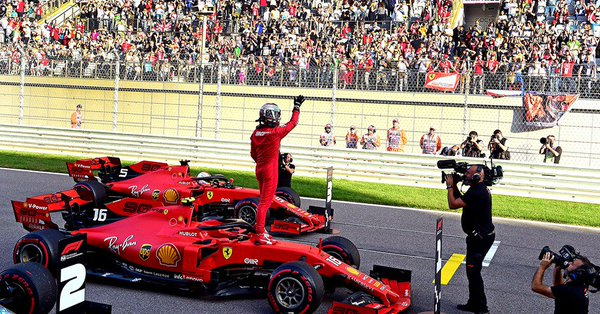 Leclerc signe sa 4ème pole consécutive en Russie