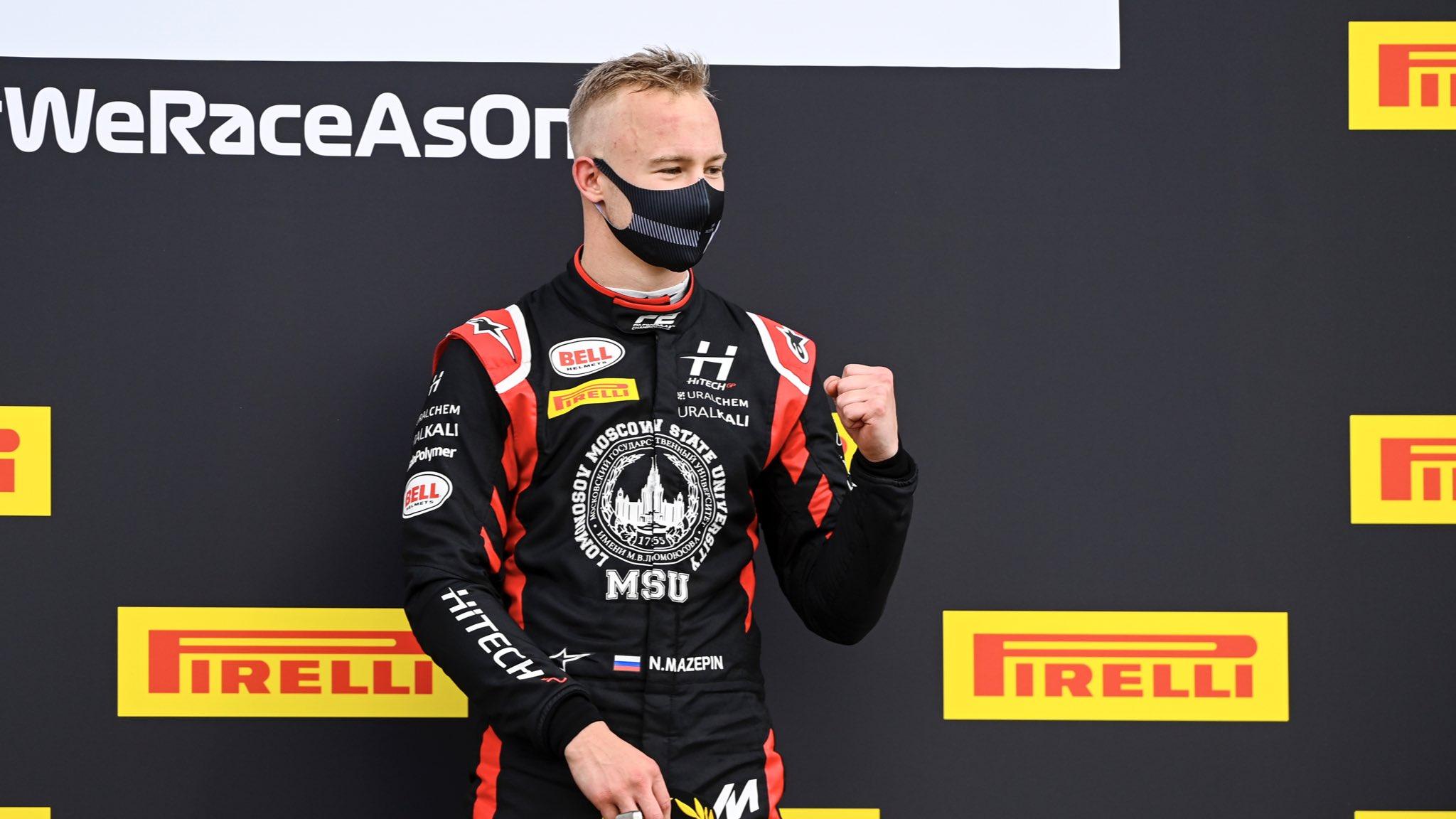 Haas annonce Nikita Mazepin pour 2021