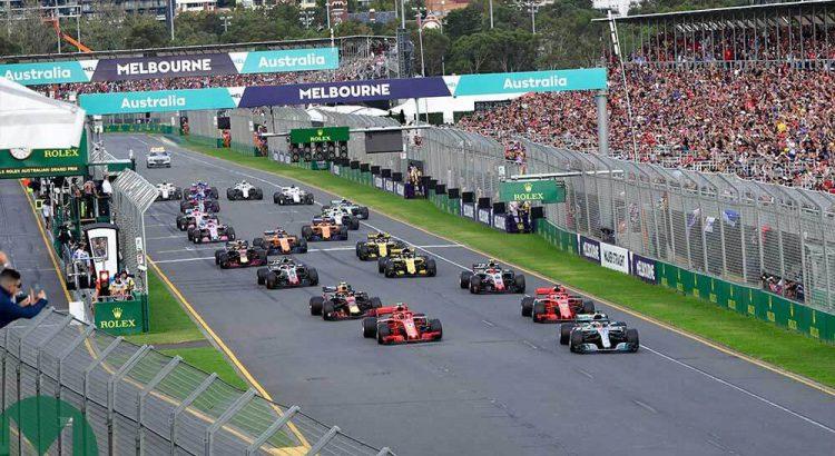 Présentation du Grand Prix d'Australie