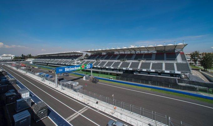Présentation du Grand Prix du Mexique