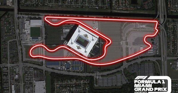 Miami accueillera la F1 en 2022