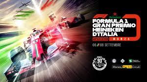 Présentation du Grand Prix d'Italie