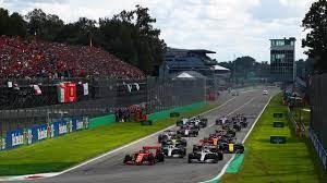Ce week-end le cirque de la F1 sera présent en Italie