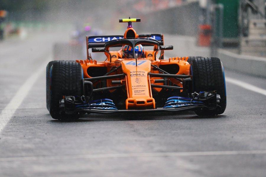 McLaren titularise Lando Norris pour 2019