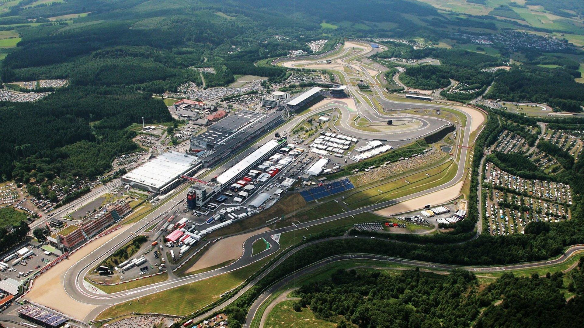 Présentation du Grand Prix de l'Eifel