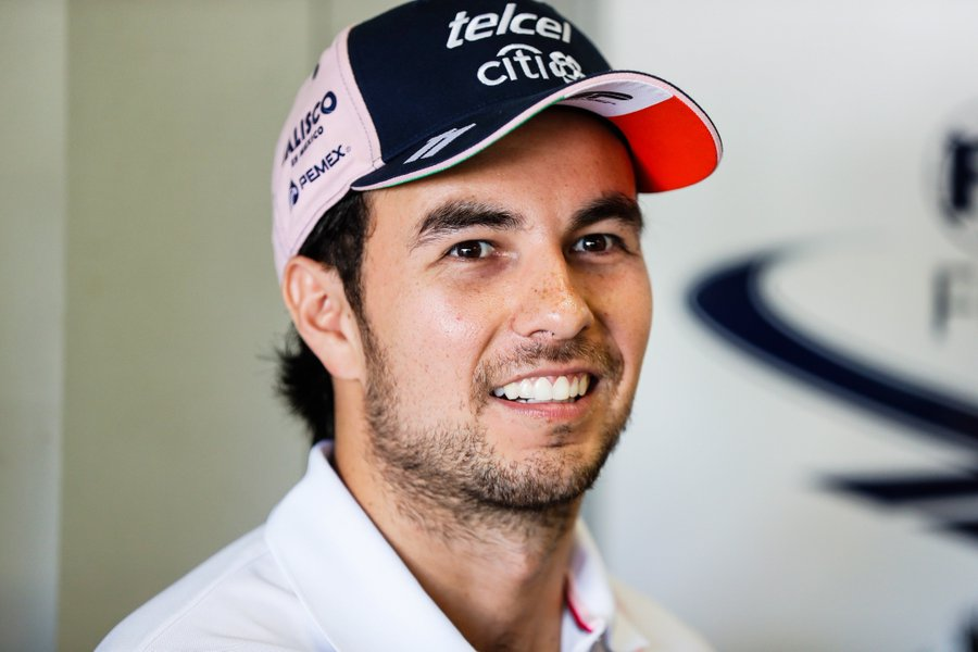 Sergio Perez confirmé chez Racing Point Force India