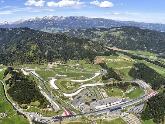 Présentation du Grand Prix d'Autriche