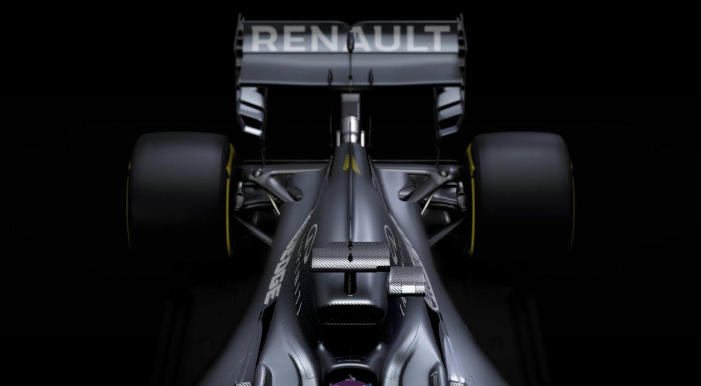 Présentation de la Renault RS20
