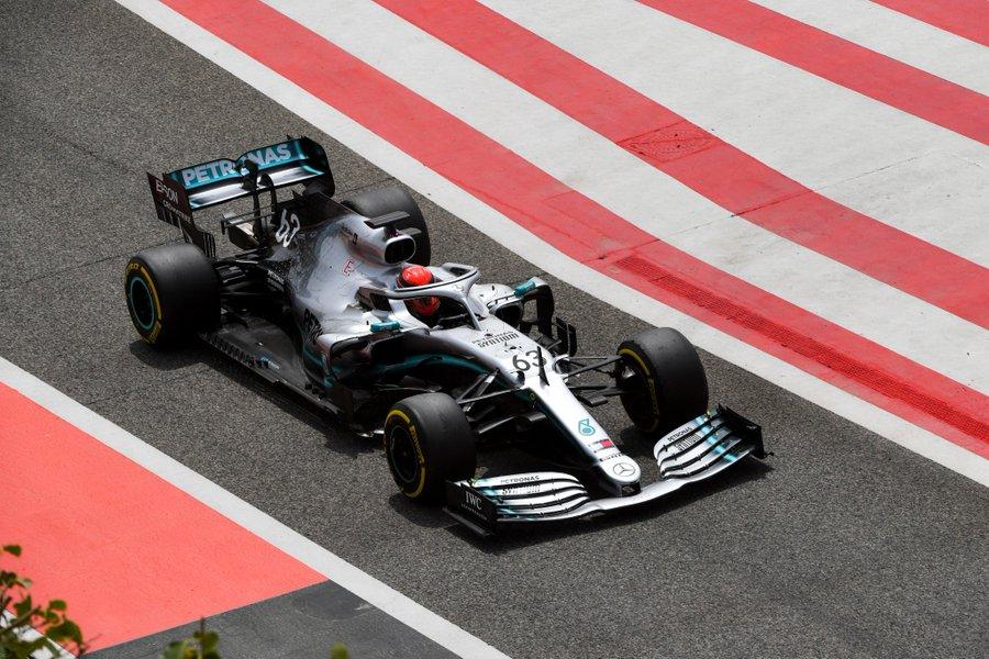 Sakhir J2: Russell au top avec la Mercedes