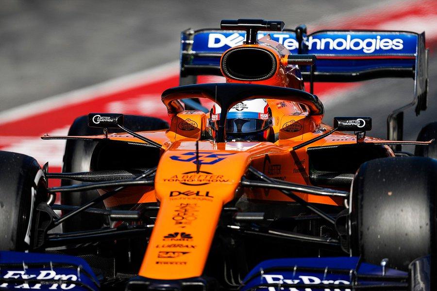 Barcelone J6: McLaren poursuit sur sa lancée avec Sainz