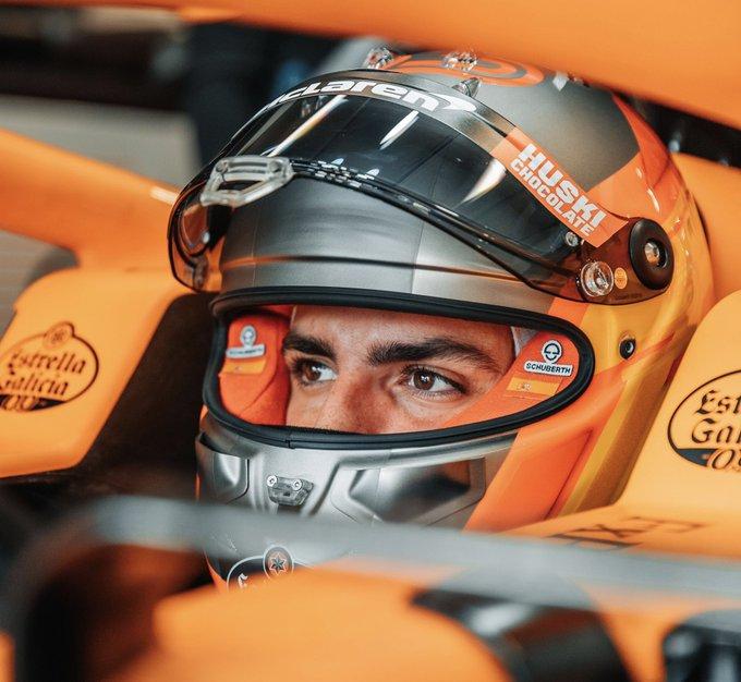 Carlos Sainz signe chez Ferrari
