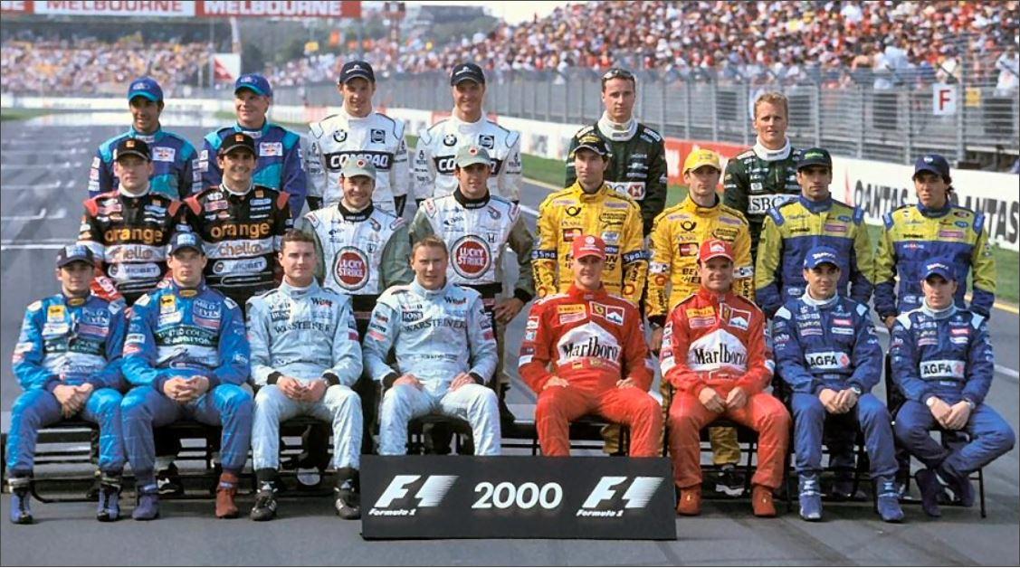Saison 2000: si nous roulions qu'avec des fils de