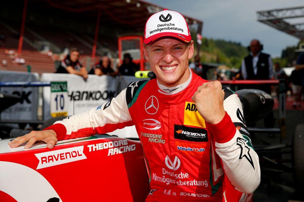 Mick Schumacher va-t-il faire le saut en F1?