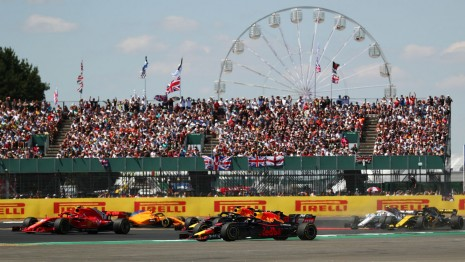 Présentation du Grand Prix de Grande-Bretagne