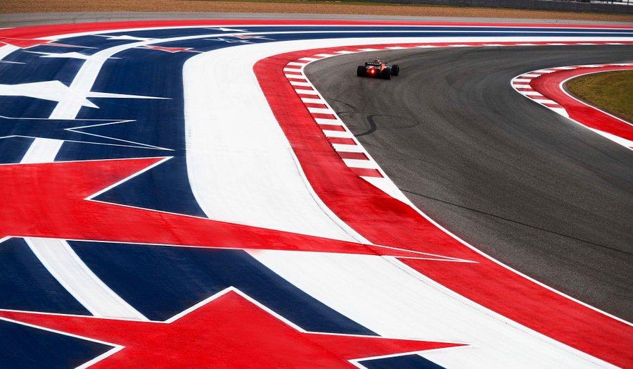 Présentation du Grand Prix des Etats-Unis