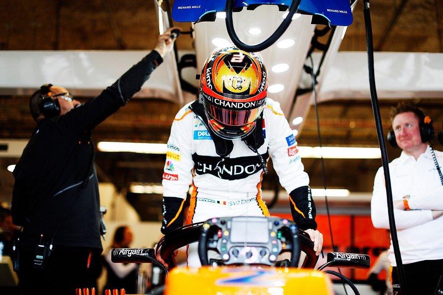 Vandoorne devrait être pilote de développement Mercedes